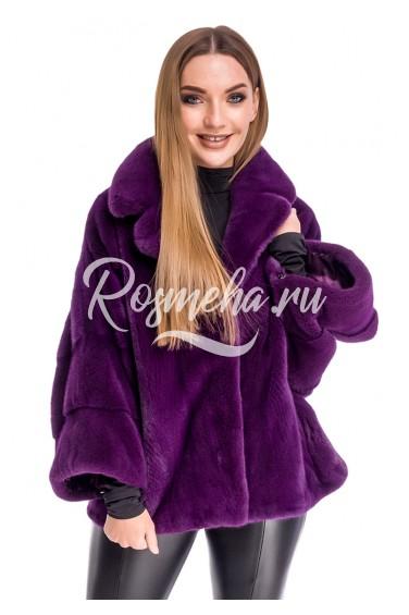 Фиолет летучая мышь из норки SAGA (272-6513)