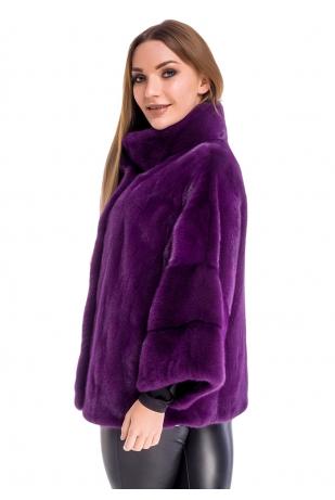Фиолет норка скандинавка летучая мышь стойка (295-6513)