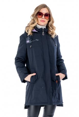Стильная женская куртка co cocopine (017-Z-66-023)