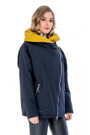 Демисезонная женская куртка cop copine (6563-66-86)