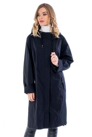 Длинная куртка-ветровка co copine (6352-88-12)