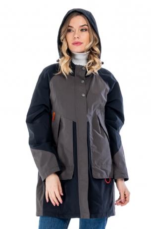 Молодежная куртка-ветровка cop copine (F375-88-82)