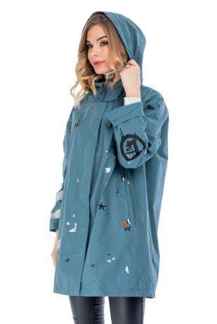 Женская куртка укороченная cop copine (F383-8)