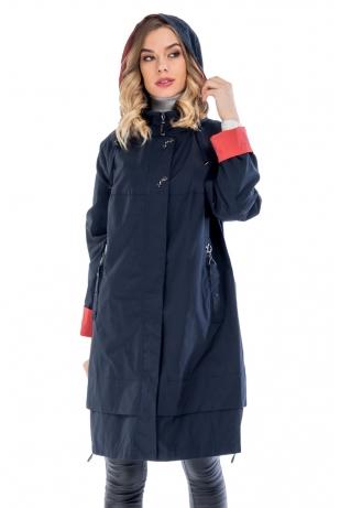 Женская куртка ветровка cop copine (F811-66-12)